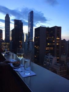 Rooftop Bar NY